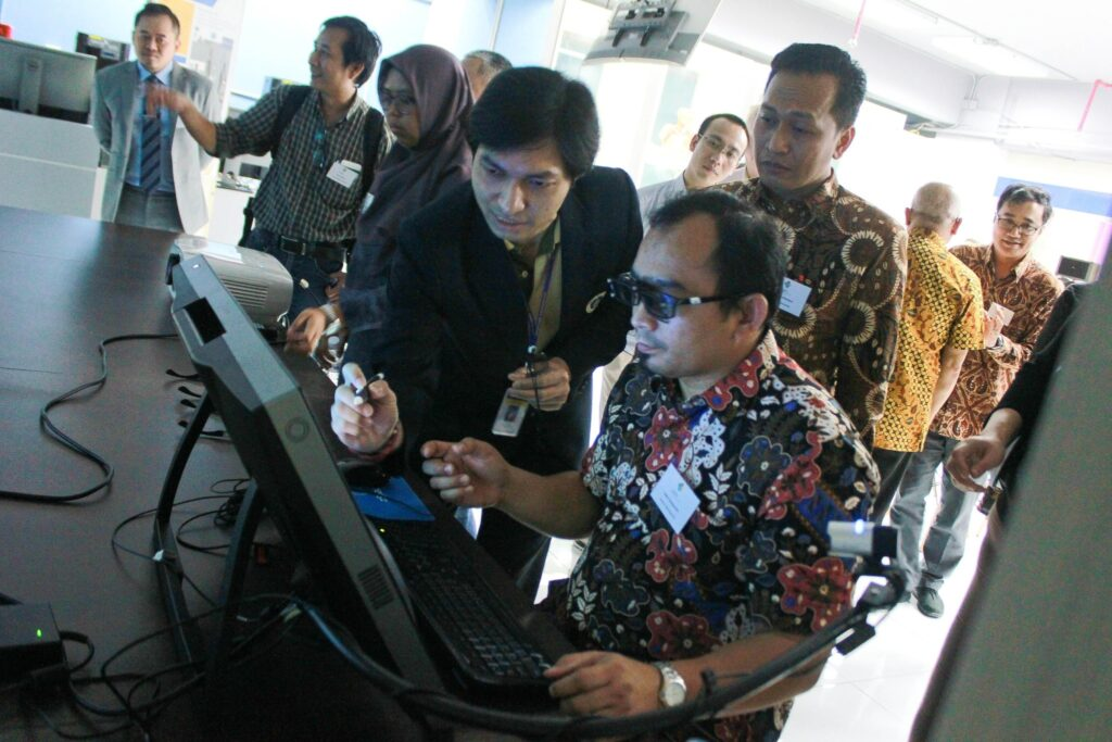 STEM centre Lab Mahidol university