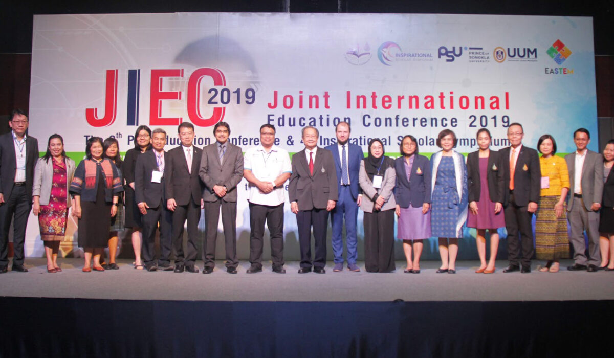 Joint International Education Conference 2019 (JIEC 2019)