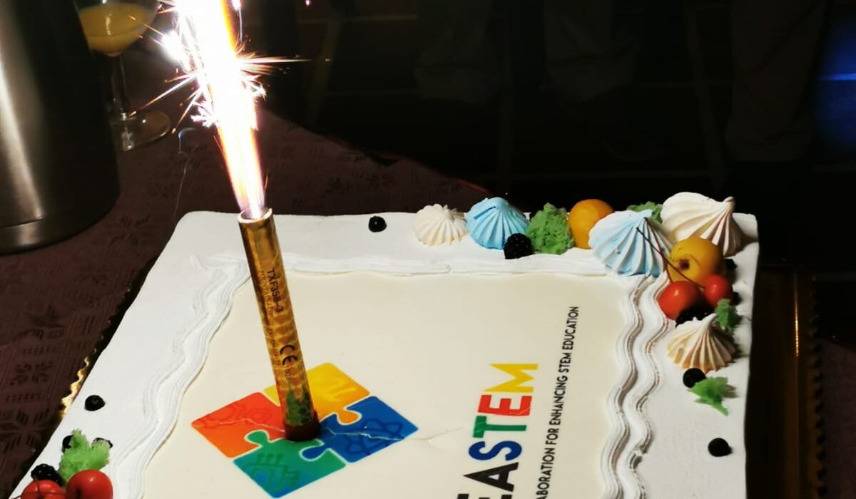 EASTEM – one year anniversary!