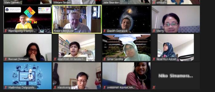 Online seminars in qualitative research (WP 2)