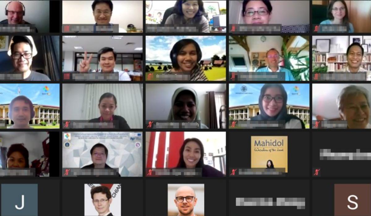 Virtual Consortium Meeting June 2020