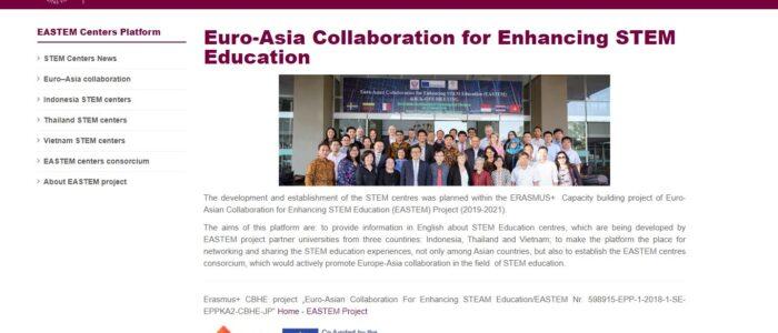 STEM Centre Platform is here!